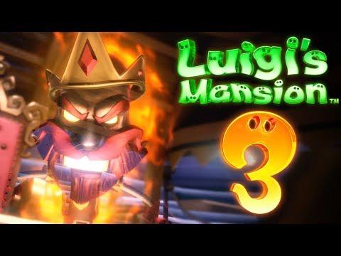 Duell Gegen Den König! | Luigis Mansion 3 (Part 8)