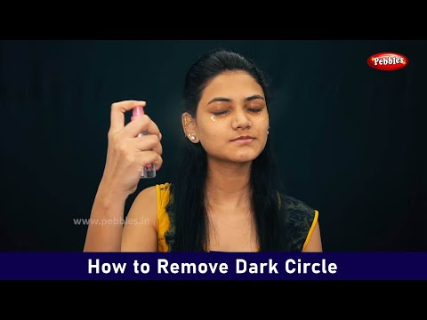 How To Remove Dark Circle  Beauty Amp Makeup Video  Beauty Tips For Beginners In Hindi