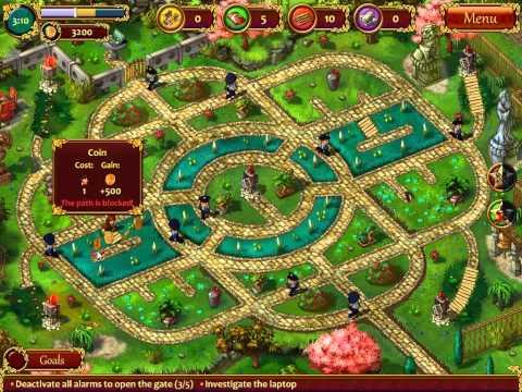 Gardens Inc. 3 - A Bridal Pursuit Collector's Edition Bonus Level 9 Goldzeit