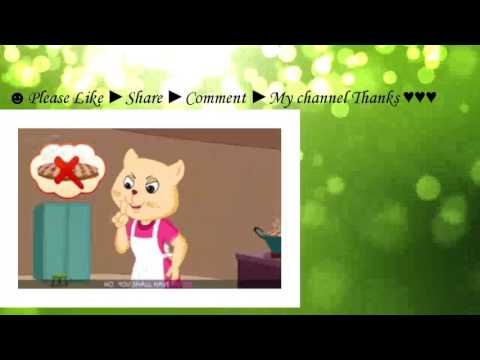 Three Little Kittens Went To The Farm   Farm Animals Nursery Rhymes by Cutians™   ChuChu TV