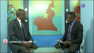 THE INSIDE (Guest: DR CHRISTOPHER FOMUNYOH) SUNDAY JULY 29th 2018  EQUINOXE TV