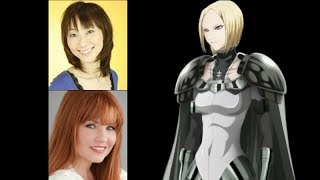 Anime Voice Comparison- Helen (Claymore)