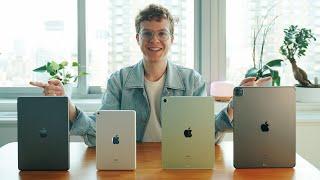 Qué iPad comprar en 2021 para trabajar y estudiar