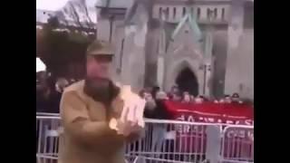 Quran burned in Norway क़ुरान को नोरवेय में जलाया गया