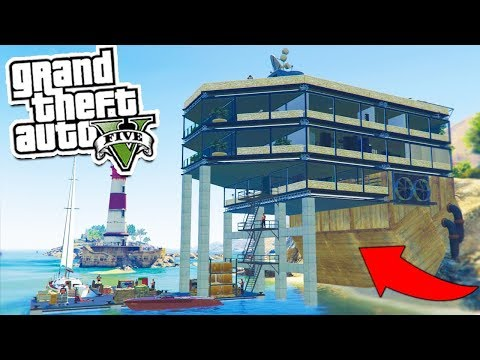GTA 5: SUPER MANSIONS MOD!!! 🏠🕌🏛(GTA 5 Mansion Showcase) (GTA 5 Mod)