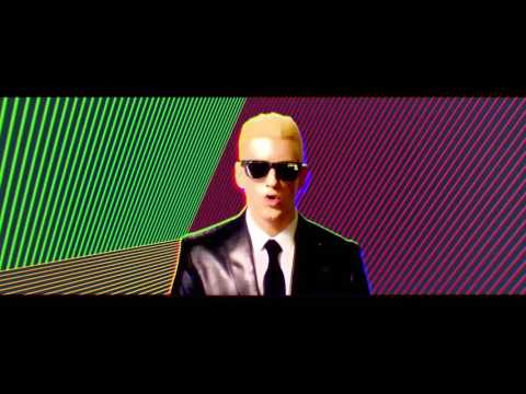 Eminem - Rap God Instrumental [Bass Boosted] by Definite