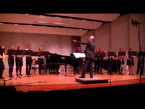 Guillaume Connesson - Sphaera - Re-imagined -- Clarinet/Choir
