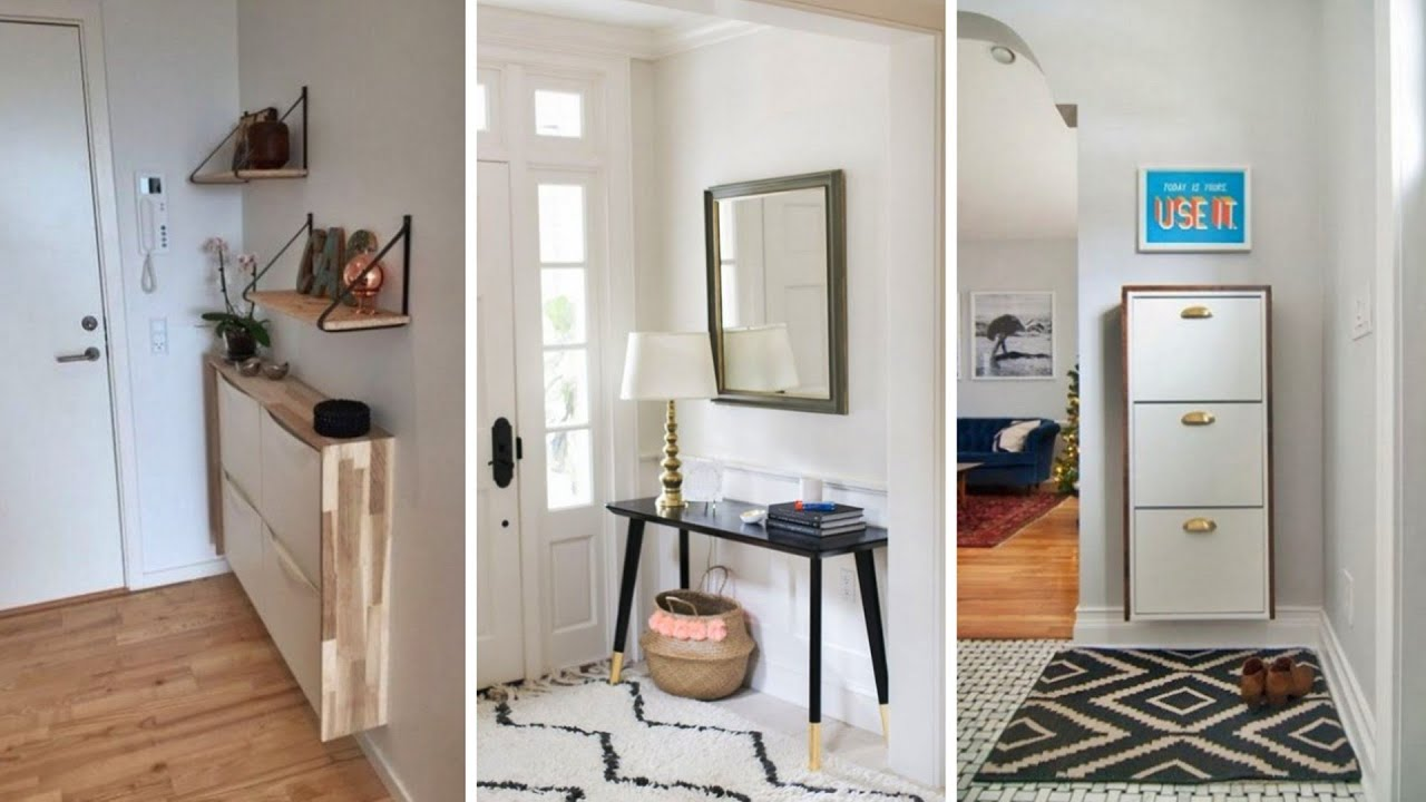 21 Smart IKEA Hacks For Your Entryway