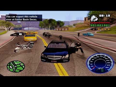 GTA SA Busted Part 19