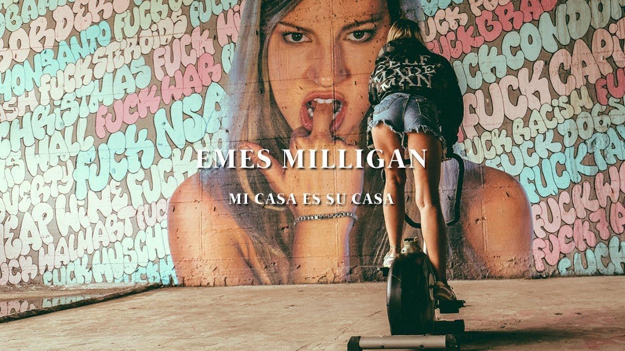 Emes Milligan – Mi Casa Es Su Casa (prod. Emes Milligan)