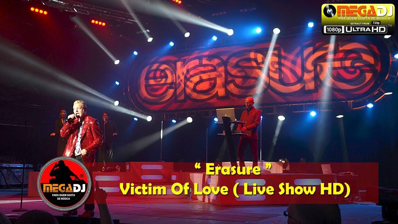 Erasure - Victim Of Love - (Live Show 1080p) - Hist 80 - ✪ MegaDJ