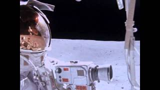 High Quality Apollo Mission Lunar Surface Footage