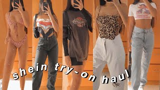 HUGE SHEIN SUMMER TRY-ON HAUL | 25+ items
