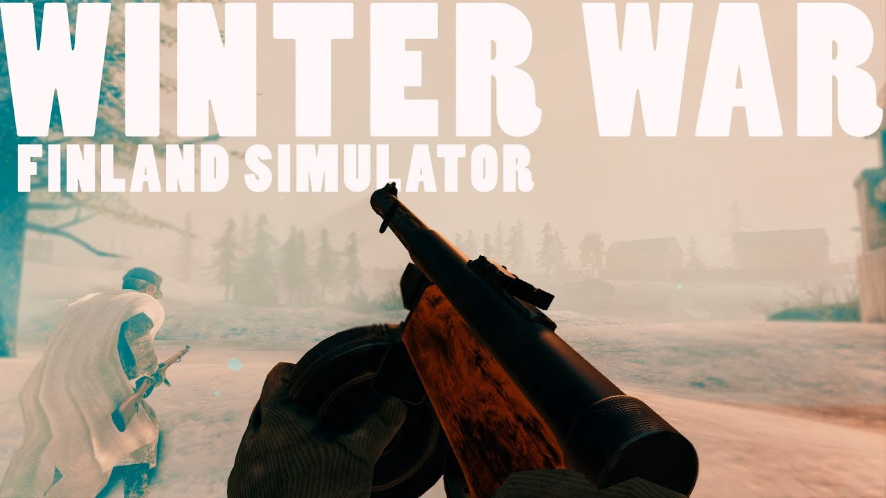 Winter War Talvisota Mod In Rising Storm 2 Youtube