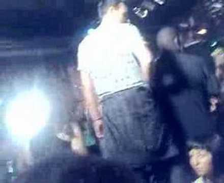 Richie Hawtin@Tenax 26-04-08..chiusura con Michael Jackson!!