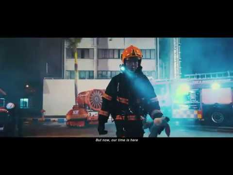 Standing in Unity | SCDF Workplan Video