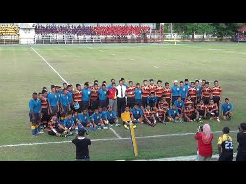 King's College vs Sekolah Dato Abdul Razak (SDAR) Tradition Rugby 2017