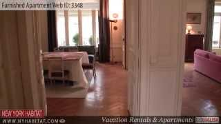 Video Tour Of A 2-bedroom Furnished Apartment Near Gare Saint Lazare, Paris