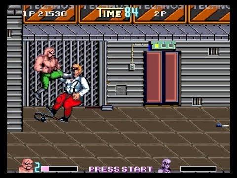 Download Double Dragon: Battle Of The Giants Abobo vs Abore (DD Reloaded OpenBOR)