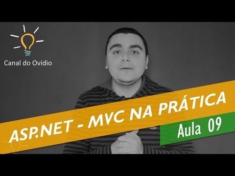 MVC - ASP.Net MVC na Prática - Aula 9