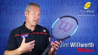Wilson Ultra Oversize 105S - 110 Tennis Racquets | Tennis Plaza