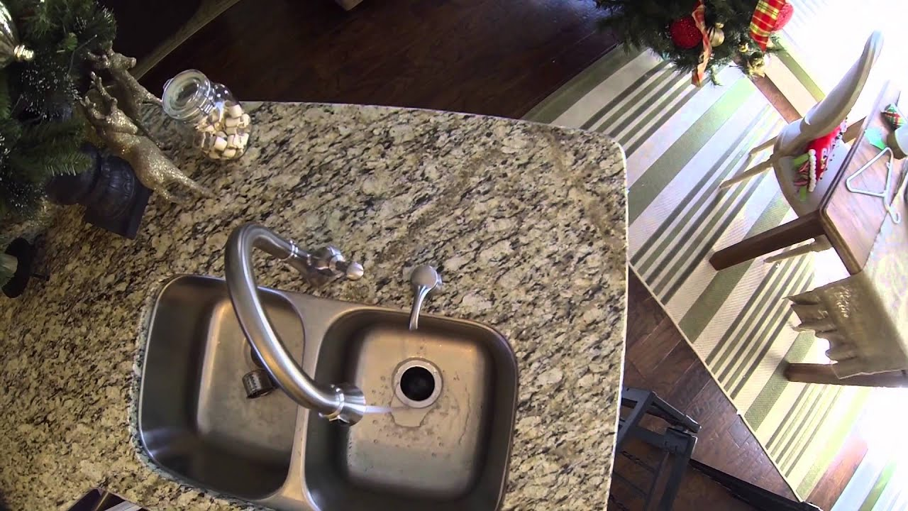 Delta Savile Faucet Demonstration