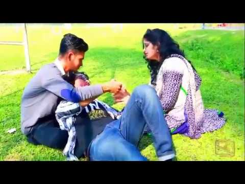 Bangla funny short film (dubbed) || প্রেম রসায়ন হ য ব র ল