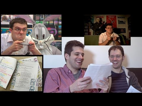 AVGN Script Collection PART 1 (of 3) for charity