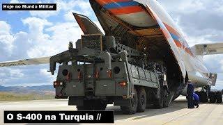 O S-400 na Turquia