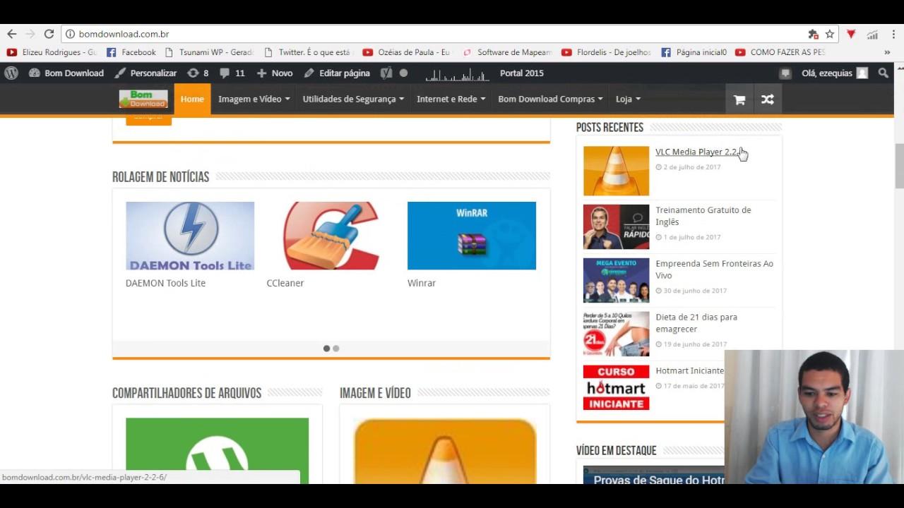Baixar Vlc Media Player 2 2 6 Bom Download Youtube
