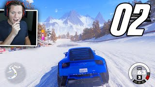 DIRT 5 Career Mode - Part 2 - ICE RACING!