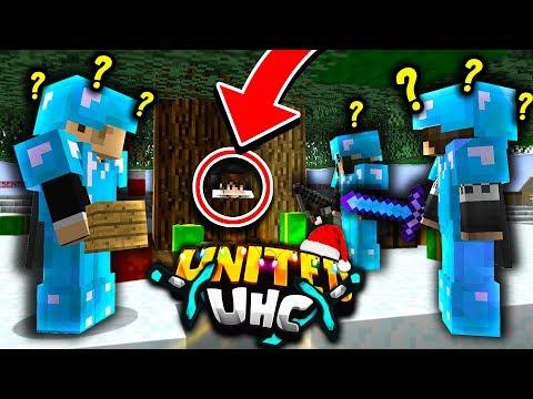 WELL.. THIS IS AWKWARD! (Minecraft United UHC Season 5)