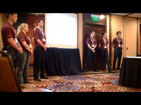ASC Reno 2014 Virginia Tech Concrete Solutions Team