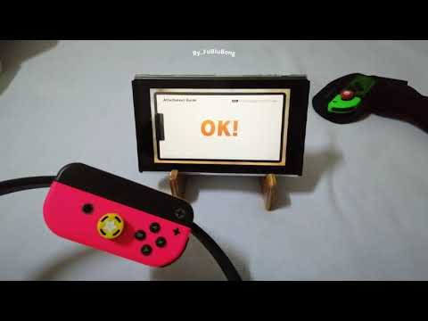 Review Ring-Con for Switch Fitness Ring Fit Adventure ของเค้าดีกว่าที่คิด!!