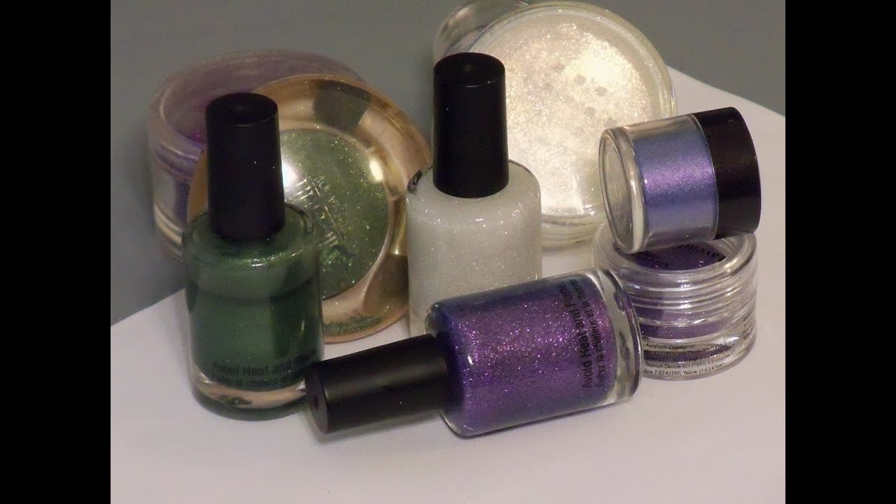DIY: Make Your Own Nail Polish w/ Eyeshadow in 5 Minutes! - YouTube