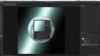 HOW TO MAKE X-MEN LOGO IN PHOTOSHOP tutorial part 2 (2D Version)