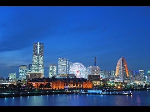 Sakuragicho, Yokohama  (みなとみらい21) /  Nick in Japan' 2003