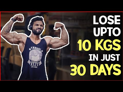 how to lose 10kg in 10 days dailymotion