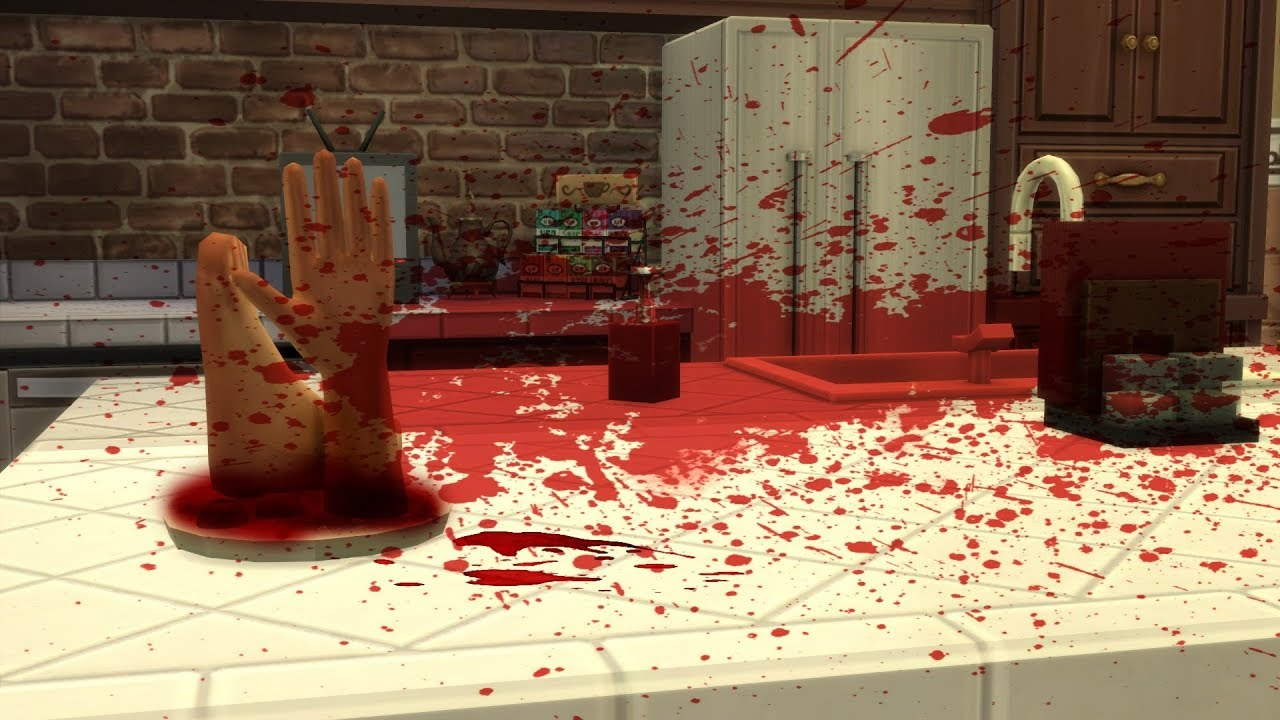 Feast On Your Sims Flesh (Cannibalism Mod)