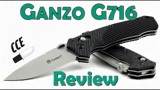 Full Review of the Ganzo G716 - You Are Missing Something If You Are Missing THIS.