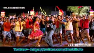 New Hindi Song 1 2 3 4 Get On The Dance Floor With Lyrics(2013) COPYRIGHT OF CHENNAI EXPRESS