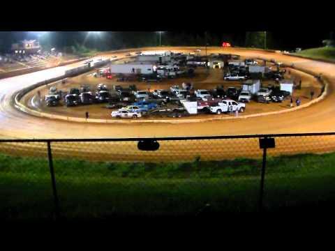 Friendship Speedway Renegade Race 10-06-12