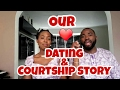 WHAT IS DATING VS COURTSHIP// SHARING OUR COURTSHIP EXPERIENCE