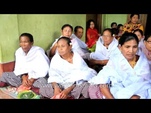Manipuri Wedding - Heijingpot morning
