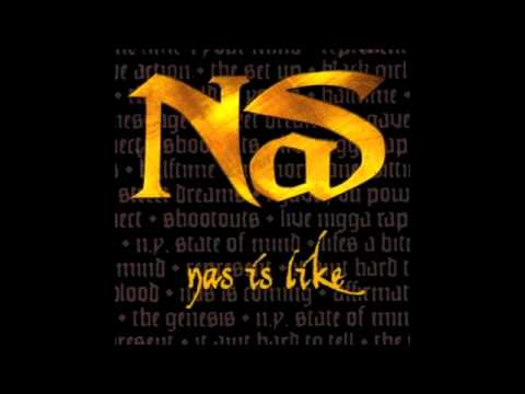 Nas  Nas Is Like Instrumental  HQ