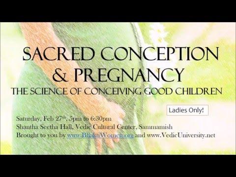 Sacred Conception and Pregnancy- Namita Purohit