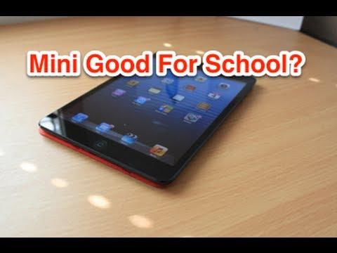 Ipad Mini For School