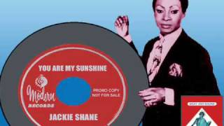 Jackie Shane - You Are My Sunshine