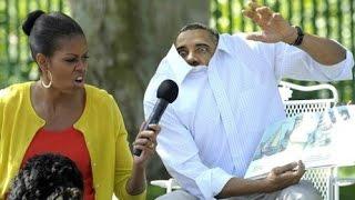 Top 50 hình ảnh hài hước của Tổng thống Mỹ Obama [Tin mới Người Nổi Tiếng]