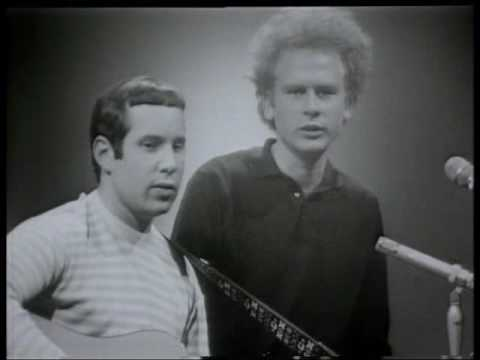 Paul Simon & Art Garfunkel - Sounds of Silence (Live in Holland 1966)